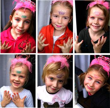 6 prinsessen