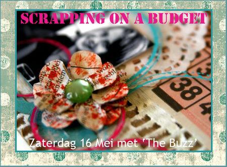 Sneak budget scrappen
