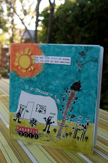 Travel journal marlijn 008