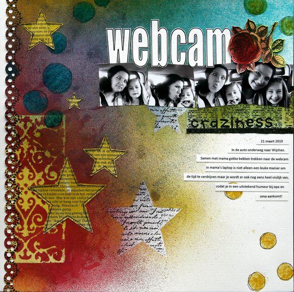 Webcam craziness