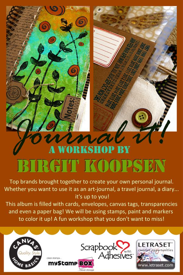 Journal workshop banner