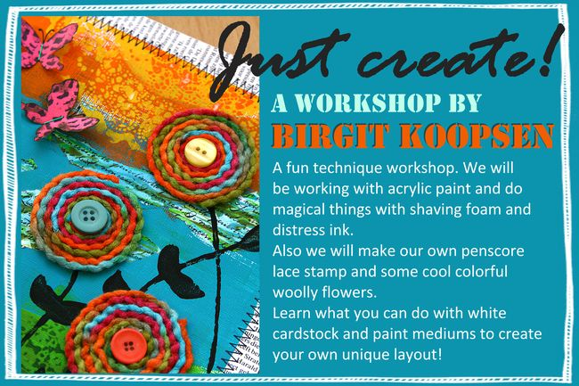 Create workshop banner