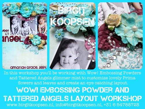 WOW and TA layout workshop banner