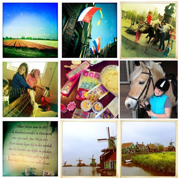 Meivakantie collages1