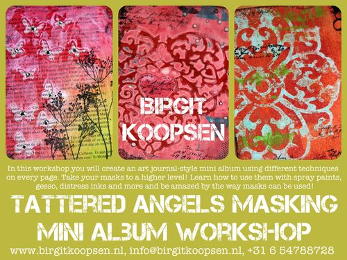 TA masking workshop banner