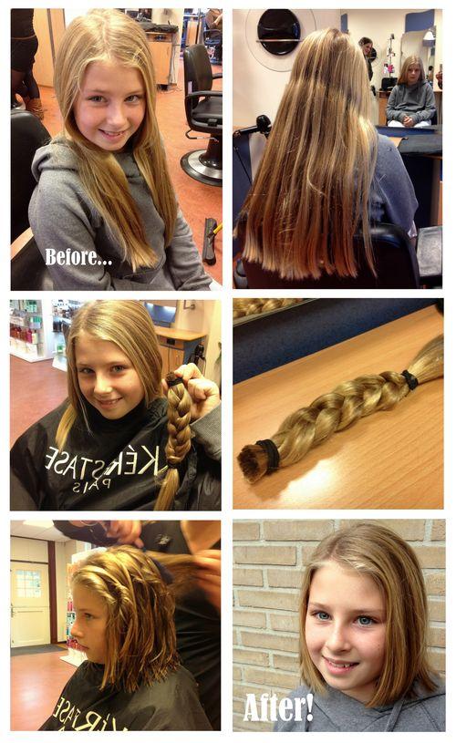 Marlijn haar donatie.collage