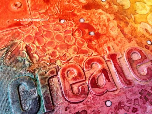Create canvas TA detail