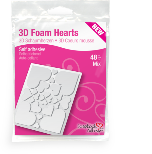 Foam-Hearts
