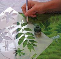 Hand botanical