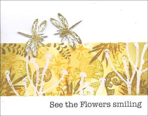 See the flowers smiling 001