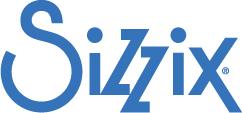 Sizzix blue logo