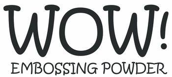 WOW Embossing Powders LOGO 600 dpi