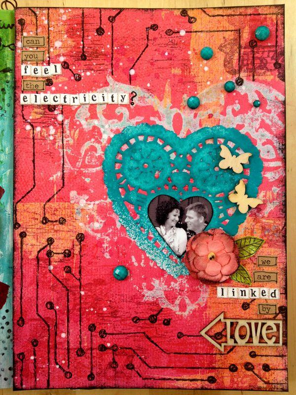 Linked by love.birgit koopsen