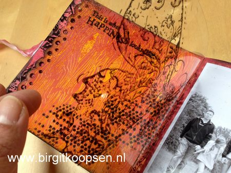 Embossing and beyond.4