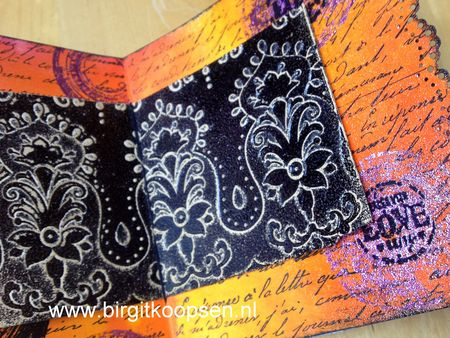 Embossing and beyond.5