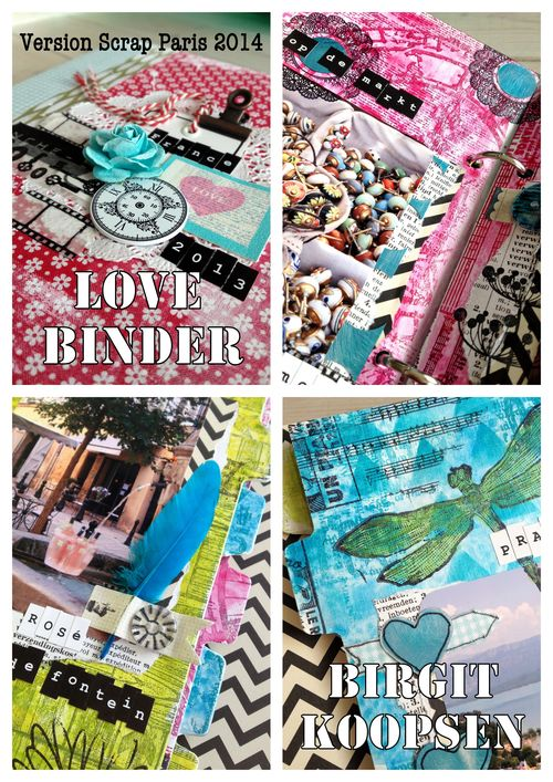 Banner Love Binder VS - Birgit Koopsen