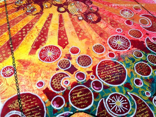 Happy art journal-Carabelle-BirgitKoopsen-detail2