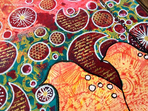 Happy art journal-Carabelle-BirgitKoopsen-detail4