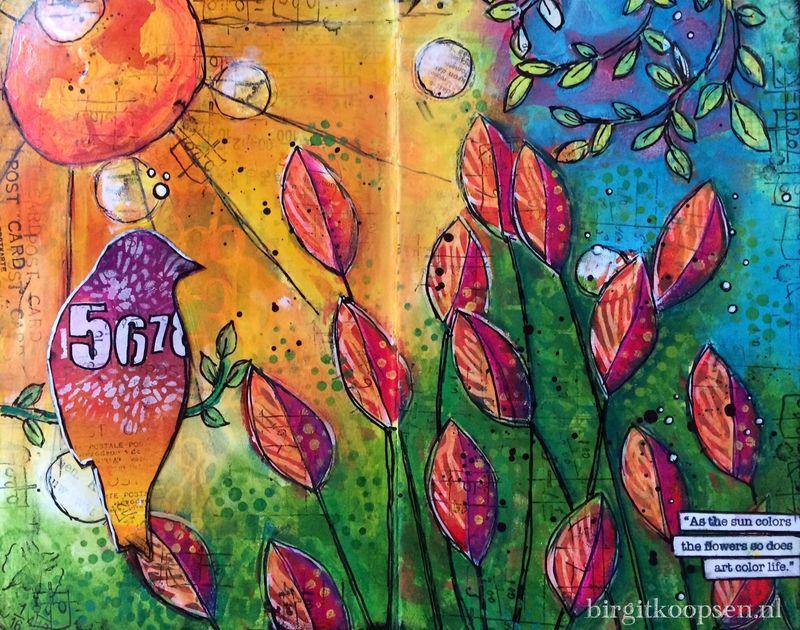 Art colors life - birgit koopsen