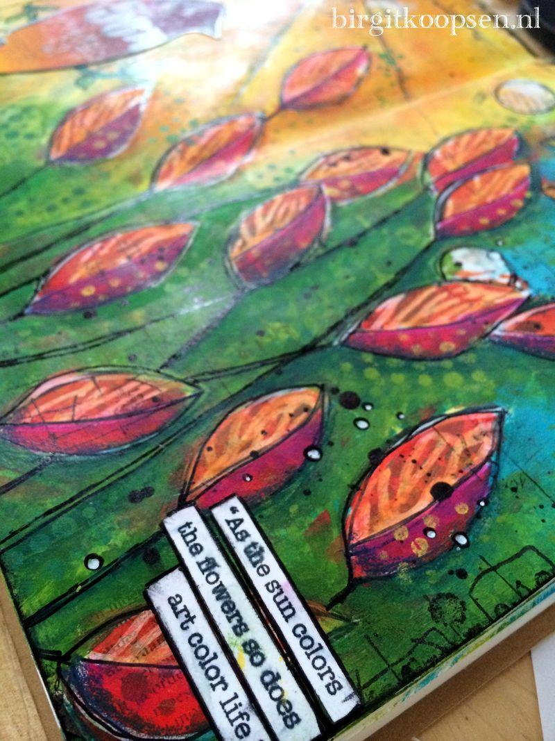 Art colors life detail 3 - birgit koopsen