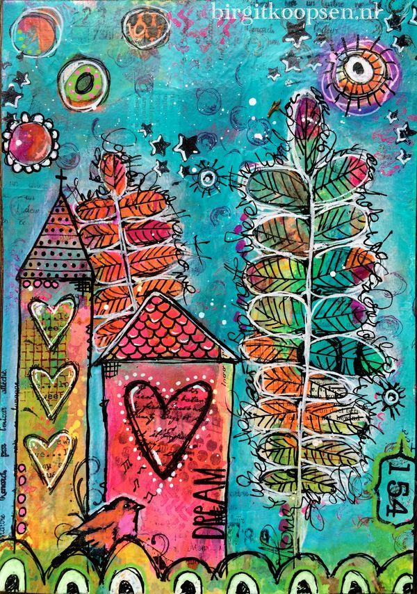 Home is where the heart is - birgit koopsen - right