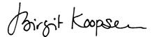 Handtekening