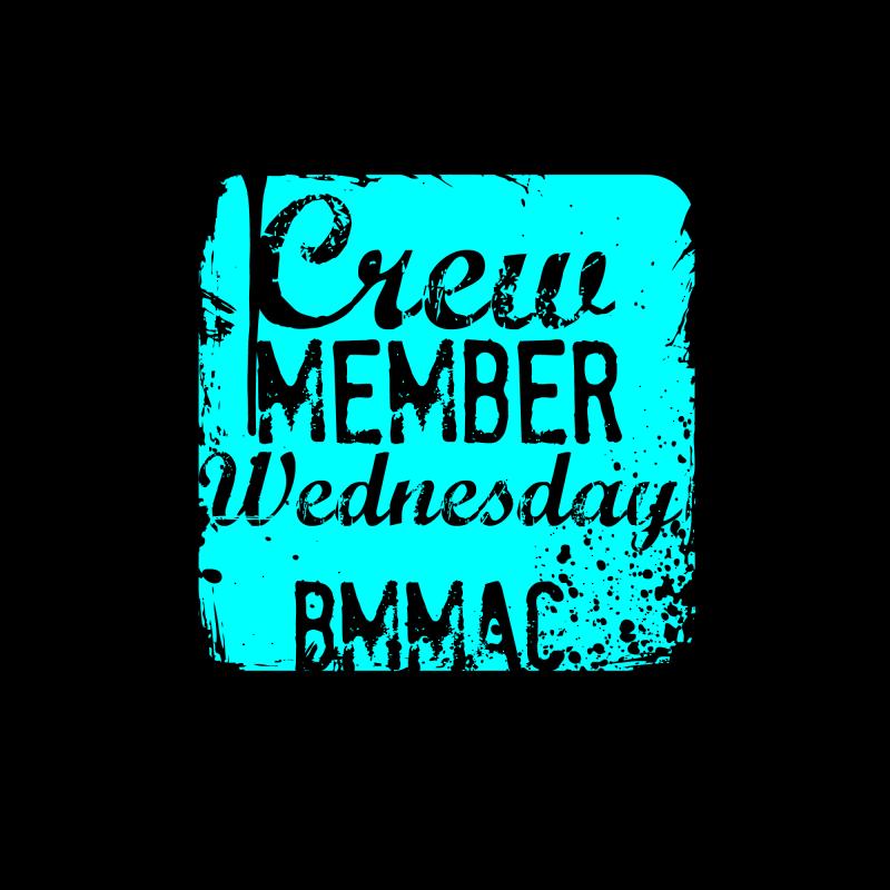 Crew member wednesday full transparent
