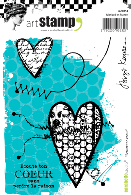 Ecoute ton Coeur - Birgit Koopsen for Carabelle Studio