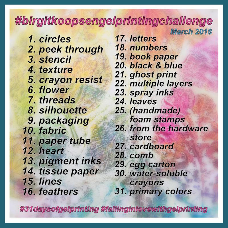 Prompts challenge
