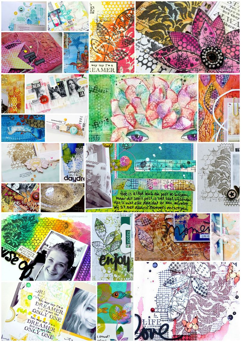 Collage.projectswithmystamps
