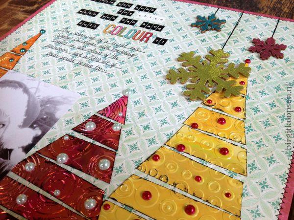 Christmas in non-traditional colors.HdP.detail1 - Birgit Koopsen