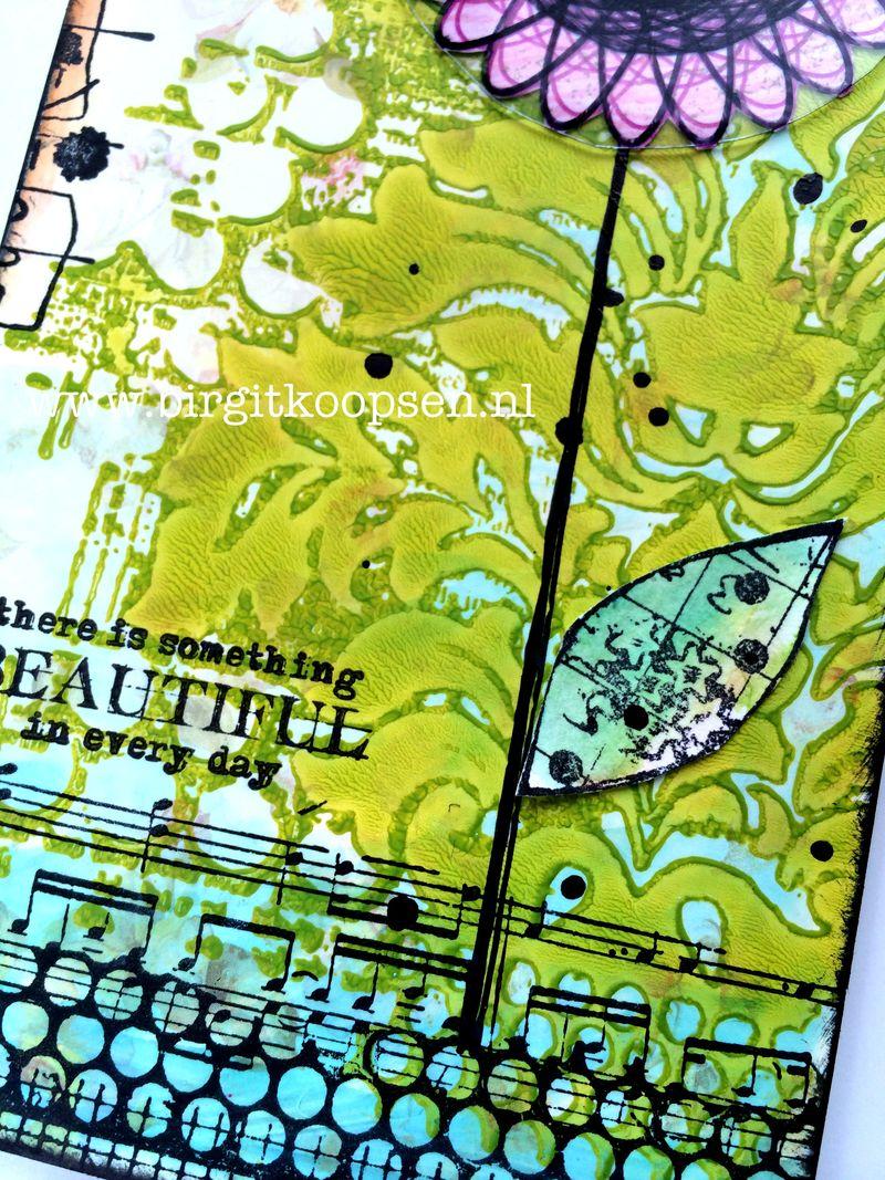 Birgit Koopsen - my stamps with Carabelle - something beautiful tag.detail1