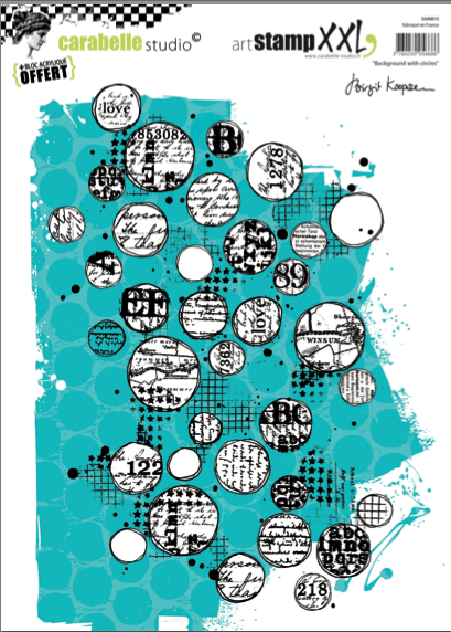 XXL Cirlces - Birgit Koopsen for Carabelle Studio