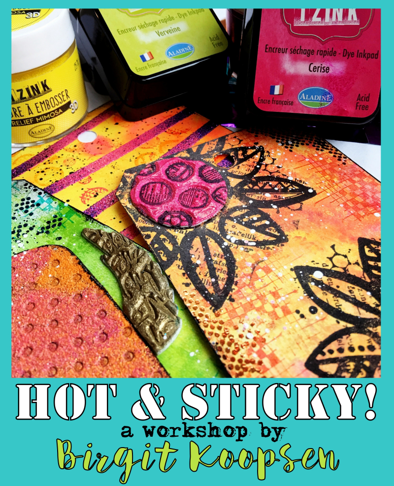 Hot and Sticky - Birgit Koopsen