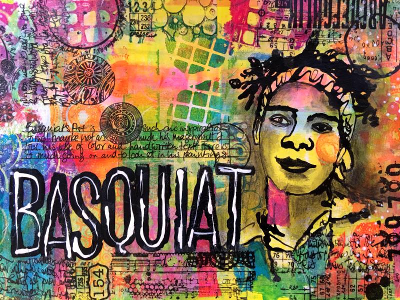 FOF - Basquiat - Birgit Koopsen