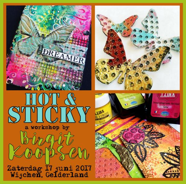 Hot and Sticky.flyer.wijchen