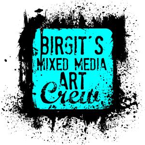 Art crew logo white full