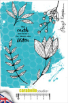 The earth has stempel BK