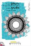 Grote bloemvorm Birgit tampon_flower_09e